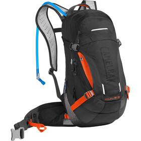 CamelBak M.U.L.E. LR 15 Unisex, black/laser orange